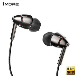 (SG53 SALES) 1More Quad Driver In-Ear Earphone (18 MONTHS WARRANTY)