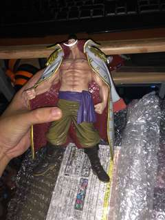 One Piece Whitebeard with Cape Action Figure
