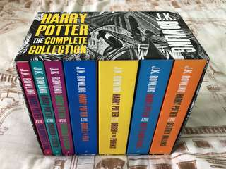 Harry Potter: Bloomsbury Box Set