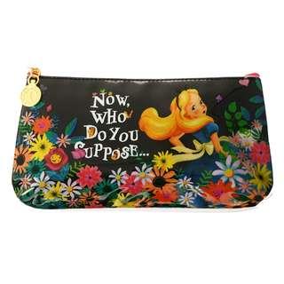 Japan Disneystore Disney Store Alice in Wonderland Pencil Case