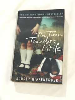 Time Traveller's Wife by Niffenegger