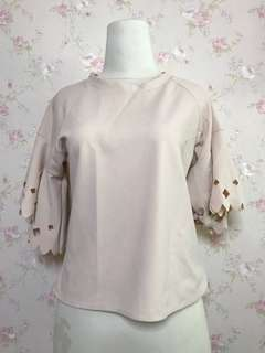 (NEW) COUPBELLE BLOUSE