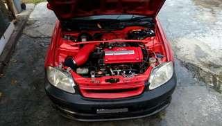 Honda Civic EJ7 19971