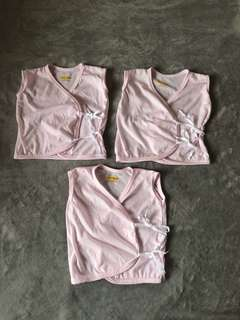Tie Side for Girls (Pink)