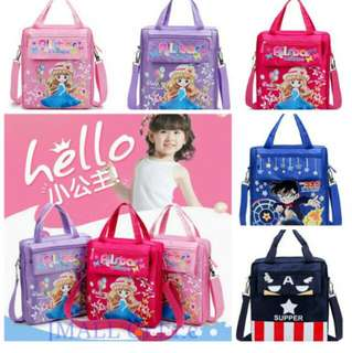 Kids School Bag tuition