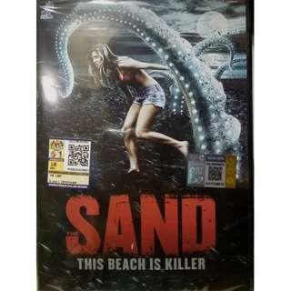 Sand Movie DVD