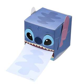 Japan Disneystore Disney Store Stitch Roll Notepad with Box