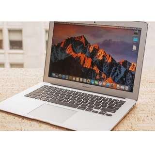MacBook Air (13-inch, 1.8GHz Intel Core i5, Mid 2017)
