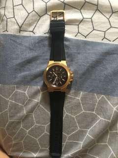 MK Watch Dylan Rose Gold Men