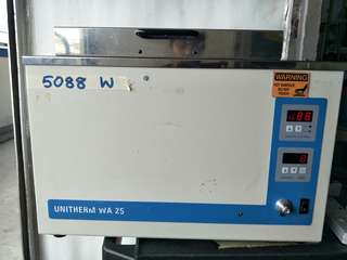 5088 W Unitherm WA 25 Water bath @$200 Each