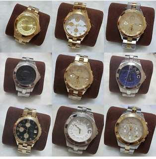 Authentic Quality Mikael Korrs Watch (code:us)