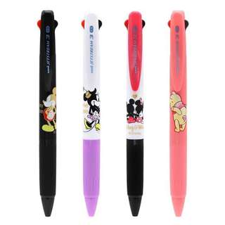 <readystock>Uni Japan Disney Jetstream 3 in 1 pen - SXE3-504D