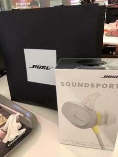 **急放**Bose Sound Sport