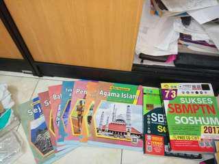 Buku lks kelas 12 semester 2 dan buku sbmptn
