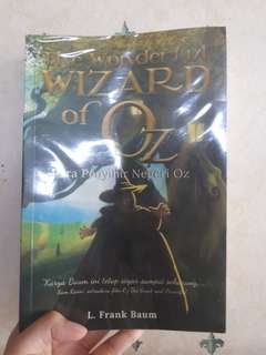Novel The Wonderful Wizard of OZ (L. Frank Braum)