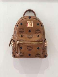 MCM xmini stark bebeboo backpack