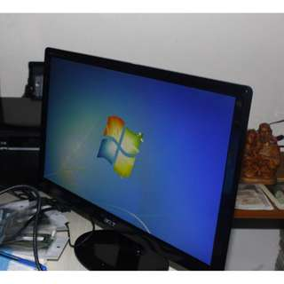 Acer 18.5in LED S191HQL Black Widescreen Monitor