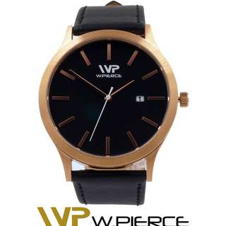 Classic Wrist Watch by W.Pierce
