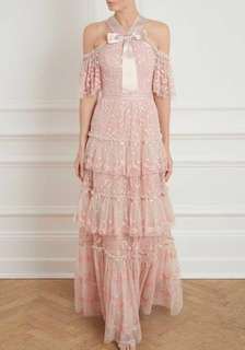 Needle and thread wedding dress pre wedding Self Portrait Dress 連卡佛有售 明星穿著 正品 輕婚紗 婚紗攝影 lane Crawford bcbg