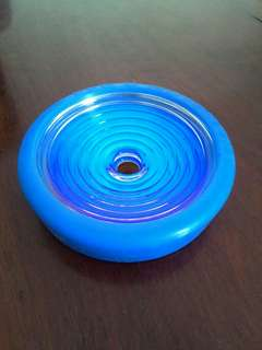 Bioglass Alpha Spin Blue MADE IN GERMANY