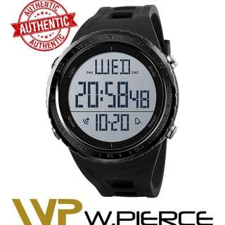 SKMEI 1310 W.Pierce Sports Watches Men Big Dial Outdoor Countdown Chronograph Shock Watch Waterproof Digital Wristwatches Relogio Masculino Casio,Zoo York,Timex,Time Depot,Mossimo,G-Shock,Gshock