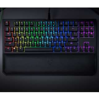 Razer BlackWidow Tournament Edition Chroma V2 (Yellow Switches) Mechanical Keyboard