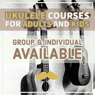 Cheap Ukulele Lessons For Adults & Kids