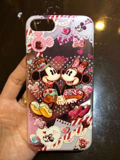 Casing iphone x disney