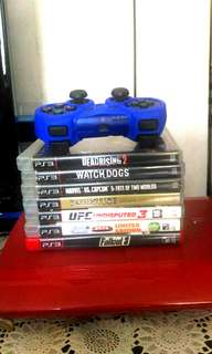 Rush! For sale ps3 500gb