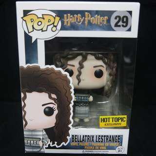 [HT Exclusive] Bellatrix Lestrange Harry potter Funko pop