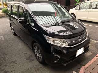 HONDA STEPWGN 1.5 Luxury 2015