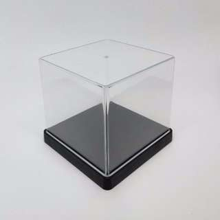 Transparent Display Box / Base for Toy / Action Figure Riser