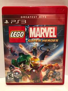 LEGO Marvel Superheroes for Sony PS3