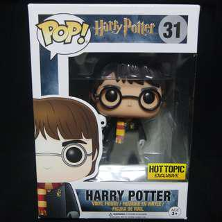 [HT Exclusive] Harry Potter with Hedwig Funko Pop