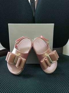 RUSH SELLING!!! Mini Melissa Beach Slide Sandals