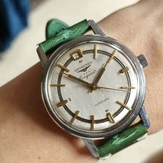 Vintage Longines Conquest 1950s automatic