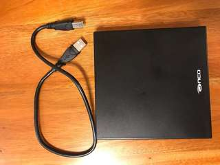 USB external dvd drive