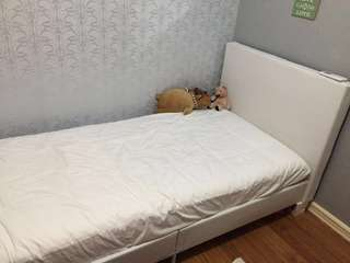 Pre-loved bed frame only