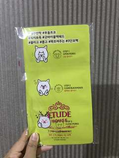 Etude 3 Step Clear Nose Kit