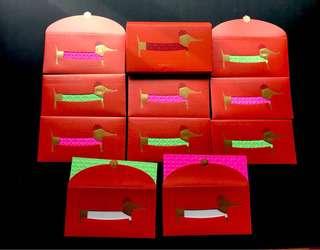 Red packet angpow Hong Kong