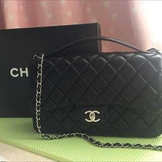 CHANEL Classic Chain Bag(側咩袋)