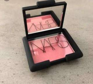 Authentic Nars Blush in Orgasm