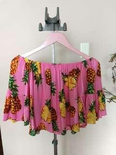 Pineapple Pink Top
