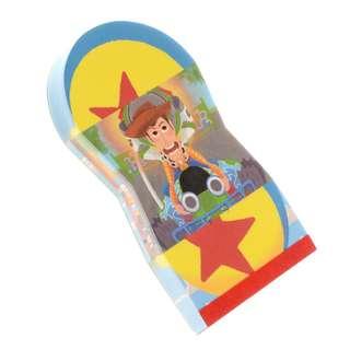 Japan Disneystore Disney Store Toy Story Pixar Ball Notepad
