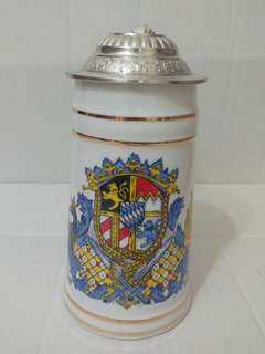 全新 藍妹 德國製 啤酒杯 有盒