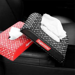 Supreme Tissue Box