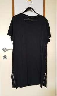 Religion black T shirt (包郵)