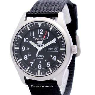SEIKO Watch SNZG07,09,11,15K1 [4clrs]