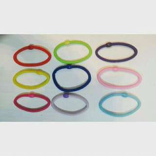 Assorted Colors Hair Tie