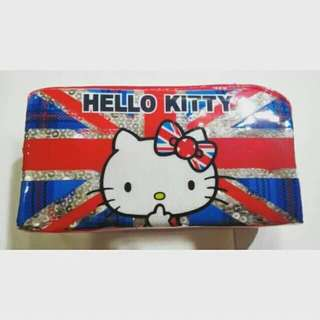 Hello Kitty Great Britain Pencil Case